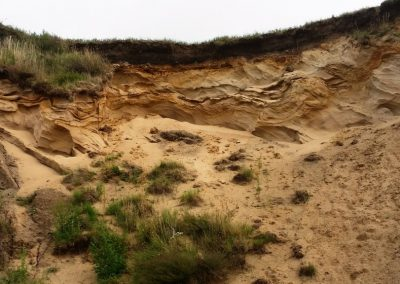 Pāvilosta - Labrags: izpētes lauks ģeologiem