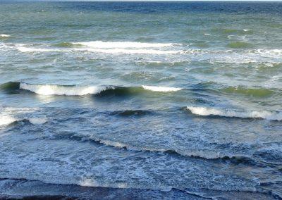 Pāvilosta - Labrags: skats uz Baltijas jūru (Foto: Inese Andersone)