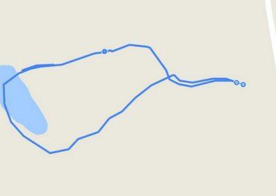 Bezdibeņa ezera taka (Kalnansu purva taka)